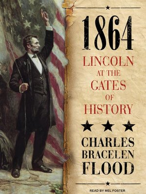 Click this cover for a(n) Audiobook sample of 1864.
