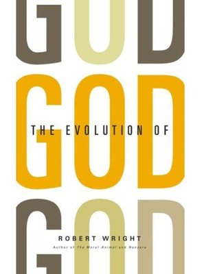 Click this cover for a(n) Audiobook sample of The Evolution of God