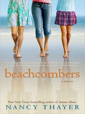 Click this cover for a(n) Audiobook sample of Beachcombers