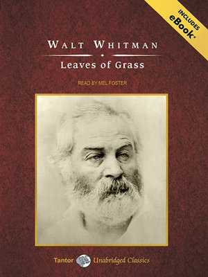Click this cover for a(n) Audiobook sample of Leaves of Grass.