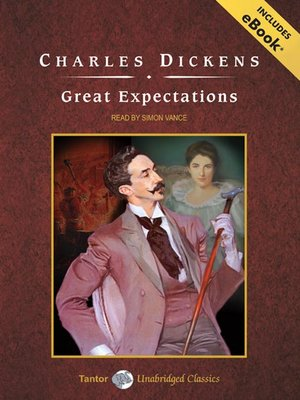 Click this cover for a(n) Audiobook sample of Great Expectations.