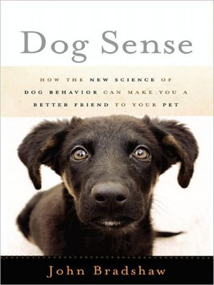 Click this cover for a(n) Audiobook sample of Dog Sense.