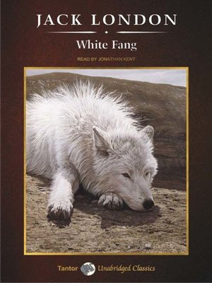 Click this cover for a(n) Audiobook sample of White Fang.