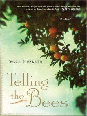 Click this cover for a(n) Audiobook sample of Telling the Bees.