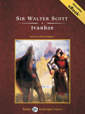 Click this cover for a(n) Audiobook sample of Ivanhoe.