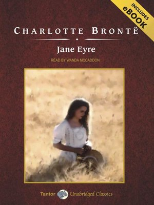 Click this cover for a(n) Audiobook sample of Jane Eyre.