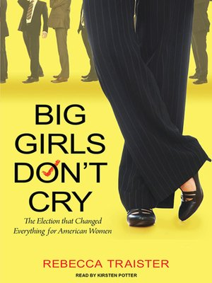 Cover of Big Girls Don't Cry