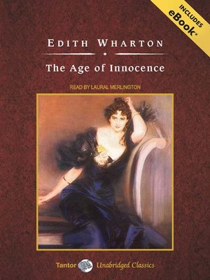 Click this cover for a(n) Audiobook sample of The Age of Innocence