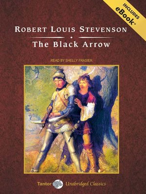 Click this cover for a(n) Audiobook sample of The Black Arrow.