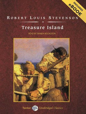 Click this cover for a(n) Audiobook sample of Treasure Island.