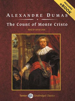 Click this cover for a(n) Audiobook sample of The Count of Monte Cristo.