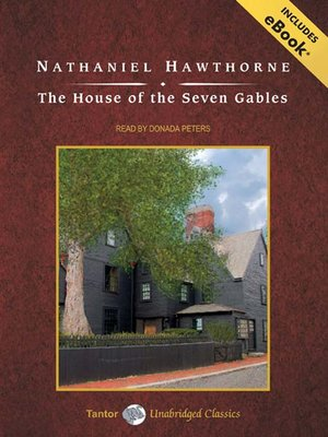 Click this cover for a(n) Audiobook sample of The House of the Seven Gables.