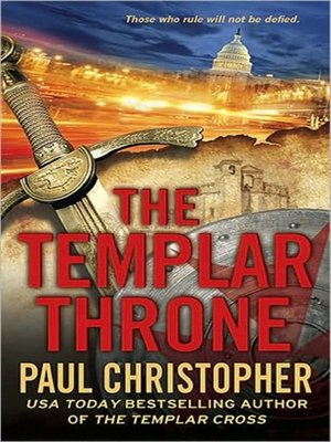 Click this cover for a(n) Audiobook sample of The Templar Throne