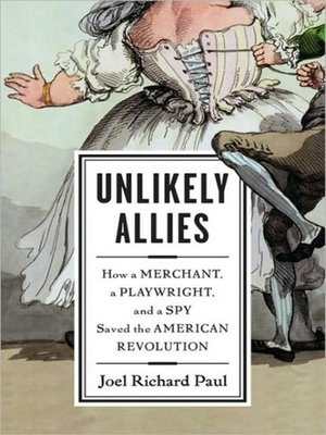 Click this cover for a(n) Audiobook sample of Unlikely Allies.