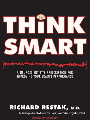 Click this cover for a(n) Audiobook sample of Think Smart