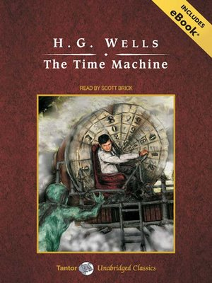 Click this cover for a(n) Audiobook sample of The Time Machine
