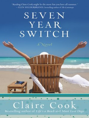 Click this cover for a(n) Audiobook sample of Seven Year Switch
