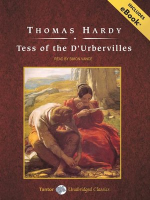 Click this cover for a(n) Audiobook sample of Tess of the D'Urbervilles.