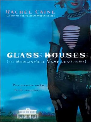 Click this cover for a(n) Audiobook sample of Glass Houses