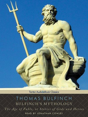 Click this cover for a(n) Audiobook sample of Bulfinch's Mythology
