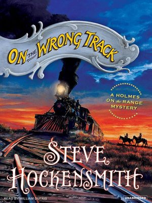 Click this cover for a(n) Audiobook sample of On the Wrong Track.