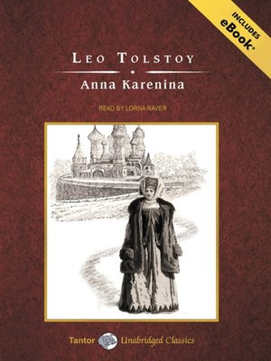Click this cover for a(n) Audiobook sample of Anna Karenina.