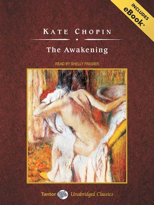 Click this cover for a(n) Audiobook sample of The Awakening