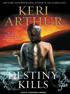 Click this cover for a(n) Audiobook sample of Destiny Kills.