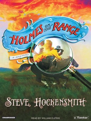 Cover of Holmes On The Range