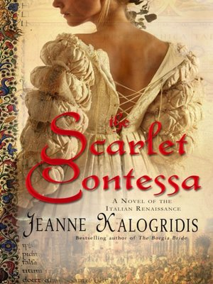 Click this cover for a(n) Audiobook sample of The Scarlet Contessa