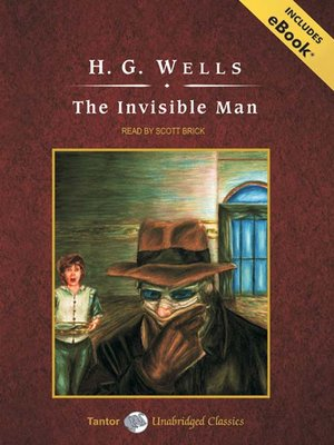 Click this cover for a(n) Audiobook sample of The Invisible Man