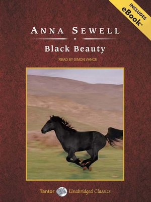 Click this cover for a(n) Audiobook sample of Black Beauty