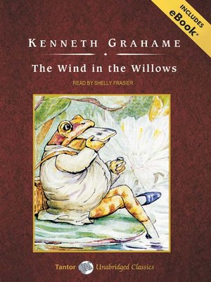 Click this cover for a(n) Audiobook sample of The Wind in the Willows.