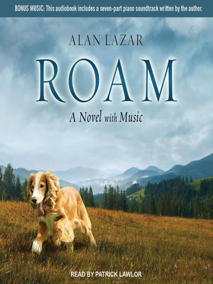 Click this cover for a(n) Audiobook sample of Roam.