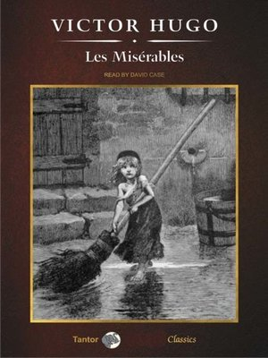 Click this cover for a(n) Audiobook sample of Les Miserables.