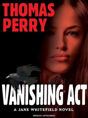Click this cover for a(n) Audiobook sample of Vanishing Act.