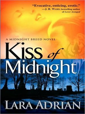 Click this cover for a(n) Audiobook sample of Kiss of Midnight.