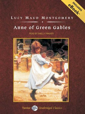 Click this cover for a(n) Audiobook sample of Anne of Green Gables.