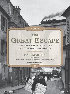 Click this cover for a(n) Audiobook sample of The Great Escape.