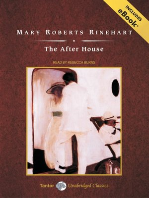 Cover of The After House
