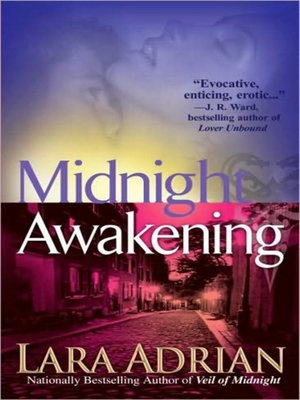 Click this cover for a(n) Audiobook sample of Midnight Awakening .