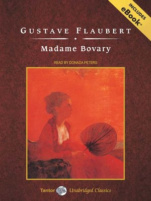 Click this cover for a(n) Audiobook sample of Madame Bovary