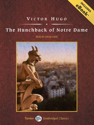 Click this cover for a(n) Audiobook sample of The Hunchback of Notre Dame.