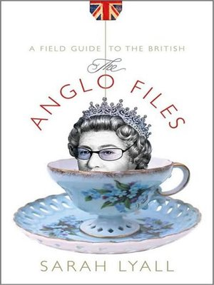 Click this cover for a(n) Audiobook sample of The Anglo Files