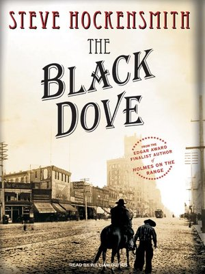 Click this cover for a(n) Audiobook sample of The Black Dove