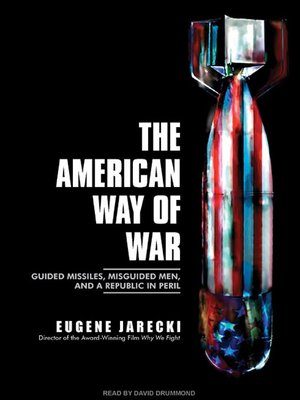 Click this cover for a(n) Audiobook sample of The American Way of War.