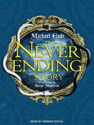 Click this cover for a(n) Audiobook sample of The Neverending Story.
