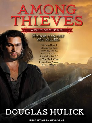 Click this cover for a(n) Audiobook sample of Among Thieves.
