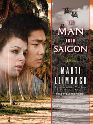Click this cover for a(n) Audiobook sample of The Man from Saigon.