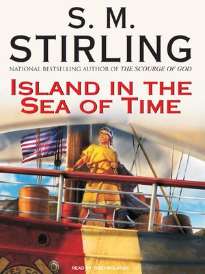 Click this cover for a(n) Audiobook sample of Island in the Sea of Time.